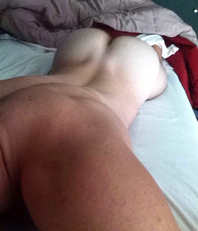 Cute Pale Ass