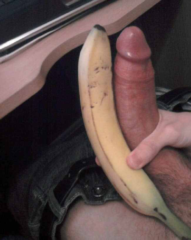 Banana curve dick have hit