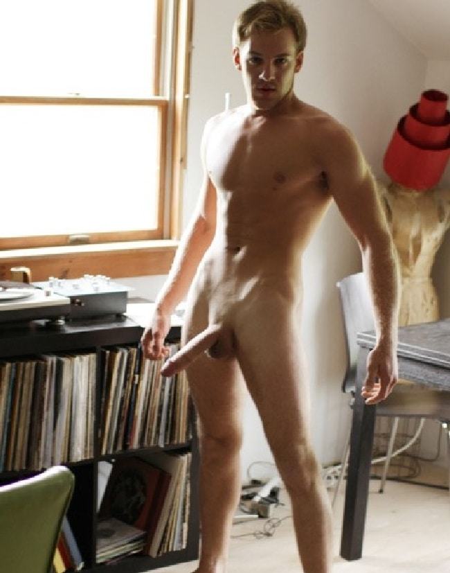 Nude Man Huge Cock