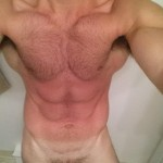 Hairy Nude Muscle Man With Big Dick