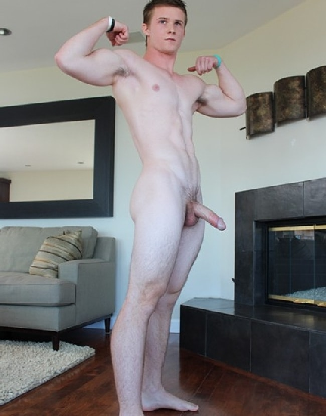 Pale Nude Guy